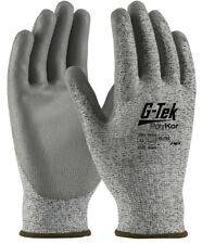 6 Pairs Cut Resistant Safety Gloves LEVEL 3(size L)