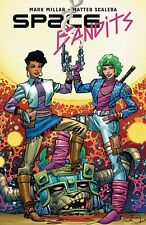 Of 5 Cover A Scalera 10//2//19 NM Space Bandits #4