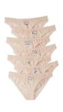 Stella McCartney Intimates Knickers of the Week Bikini Panties Briefs Msrp $225