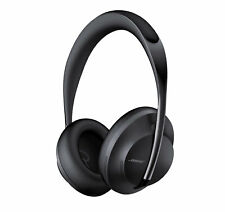 Bose Headphones 700 Black Wireless Noise Cancelling Headphones