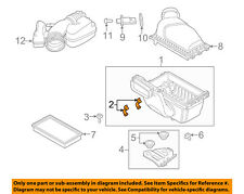 FORD OEM Air Cleaner Intake-Air Cleaner Body Clamp 7H6Z9628AA