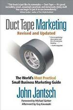NEW Duct Tape Marketing Revised and   Updated: The World's Most Practical ...