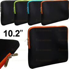"10.1"", 10.2"" Toshiba Acer HP Dell Samsung Asus Laptop Sleeve Case Bag Cover ,UK"