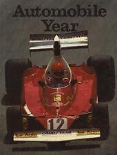 AUTOMOBILE YEAR n°23 1975-1976