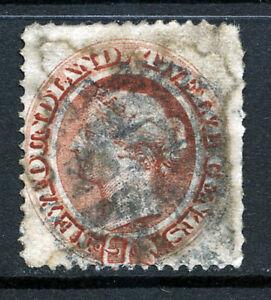 Newfoundland #28, 12 cent Victoria