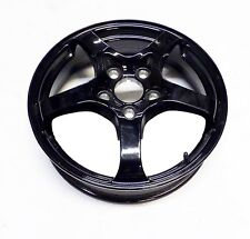 "2014 Chevrolet Equinox GMC Terrain Spare Wheel 17"" 5 Spoke Black Aluminum"