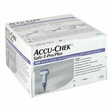 ACCU-CHEK Safe-T-PRO PLUS MONOUSO foratura alla lancia dispositivi (x200)