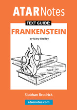 ATAR Notes Text Guide: Frankenstein