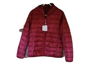 Ladies Lightweight Duckdown Puffa Jacket