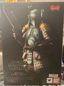 Star Wars BANDAI Samurai Boda Fett Figure