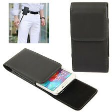 PU Leather Flip Belt Clip Hip Pouch Case Cover Holster For Samsung Galaxy S4/ S3