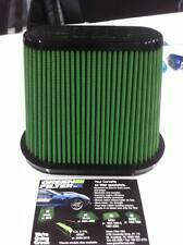 Green High Performance Air Filter for 2014-16 Corvette C7 Stingray # 7225