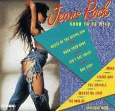 JEANS Rock-Born to be wild/The Animals Hollies Martha Reeves Searchers Kinks