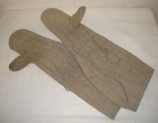 Brassière gant ignifugé protection Soufflage verre TTBE Four Céramique Emaux