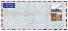 SS325 1982 *FALKLAND ISLANDS* Surrey GB Cover {samwells-covers}PTS
