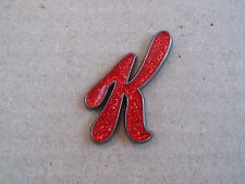 K is for Ketamine Hat Pin-not getter,eoto,sts9,eoto,pin ,rave,bassnectar,lsd,dmt