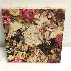 Springbok 500 piece puzzle Victorian Letters 1996 PZL2484 18 x 23