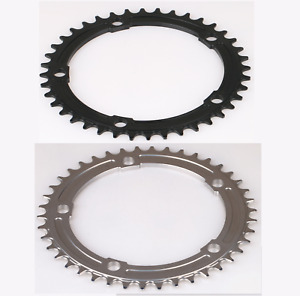 J&L Narrow Wide ChainRing-135 BCD-fit Campagnolo/Campy Record/Chorus&Fulcrum