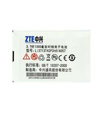 Battery Telstra Li3713T42P3h614057 ZTE F165 F165i T165e T165i T165+ 1300mAh