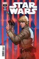 Star Wars #2 (2020 Marvel) First Print Silva Cover