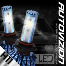 AUTOVIZION LED HID Headlight Conversion kit H11 6000K for 2005-2013 Volvo VNL