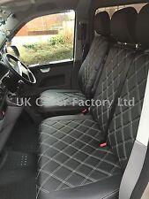 Mercedes vito van housses de siège complet crème bentley stitch sur mesure 151BK-CM