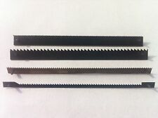 4 neue Sägeblätter für OBI Hobby-Lux-450 Dekupiersäge