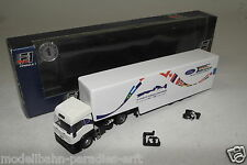 "Albedo 1:87 H0  220032 Iveco F1-SZ ""30 Jahre Ford Motor"" SELTEN !!! OVP(E6336)"