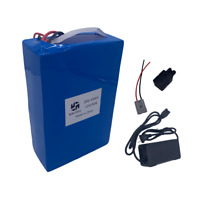 Electric Lithium LiFePO4 24V24AH Battery Wheelchairs Rechargeable Charger Motors