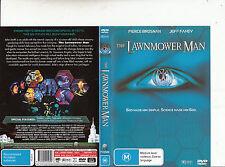 The Lawnmower Man-1992-Jeff Fahey-Movie-DVD