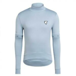 Rapha Peace Race Jersey + Arm Warmers Light Blue Size Large  BNWT
