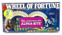 VTG Factory Sealed Wheel of Fortune Board Game Pressman Unopened 1985