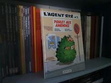 L'AGENT 212, n°5 : Poulet aux Amendes - Kox & Cauvin - BD - Jeunesse - Humour