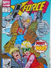 X-FORCE n°7 1992 ed. Marvel Comics [SA1]