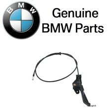BMW E30 318i M42 325 M3 Hood Release Cable Genuine # 51-23-1-884-281