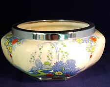 Vintage hand painted Marina cream bowl No 6574