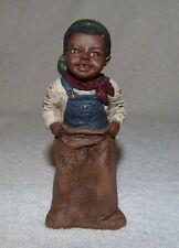 "Miss Martha Originals Barney #1 All God's Children 5"" 1991 Sack Race"