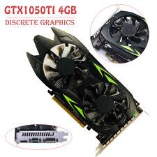 Neu Desktop PC Grafikkarte Gtx1050ti 4 GB Ddr5 128 Bit HDMI Vga Dvi Grafikkarte