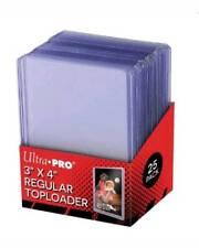 25 - Ultra Pro 3 X 4 Top Loader Card Holder