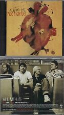 Foo Fighters All My Life 2 versions promo Cd single with PicCover