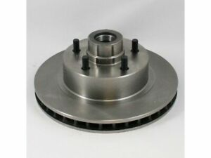 For 1974 Mercury Colony Park Brake Rotor and Hub Assembly Front 32888MT