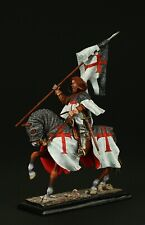 Tin soldier, Museum (TOP), Sergeant of Templar Order, 54 mm, Medieval