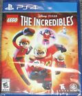 LEGO The Incredibles - Sony PlayStation 4 - PS4 - Brand New and Sealed