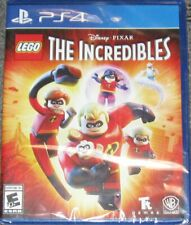 New listing Lego The Incredibles - Sony PlayStation 4 - Ps4 - Brand New and Sealed