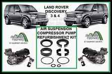 Land Rover Discovery MK 3 air suspension Hitachi compressor pump refurb kit
