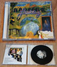 Fantasy Paint A PICTURE CD PL 504 1973 progressif masterpiece PFM Sring
