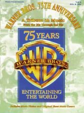WARNER BROS. 75TH ANNIVERSARY VOL. 4-80s & 90s-MUSIC BOOK-PIANO/VOCAL/CHORDS-NEW