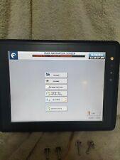 "Maple Systems Hmi612X-Ce Windows Ce Hmi 12"" Touch Screen InduSoft Plc Panel used"