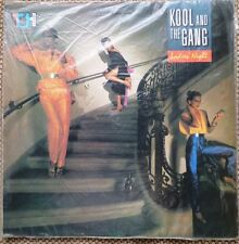 KOOL AND THE GANG - LADIES NIGHT, 33 RPM VINYL LP RECORD COLOMBIA IMPORT RARE