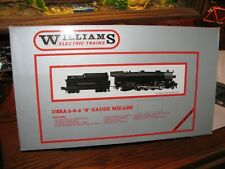Williams # 4869 Brass o Gage Southern Green 2-8-2